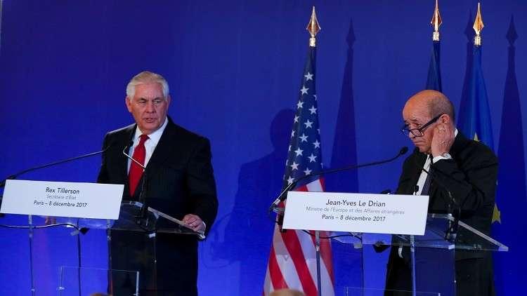 فرنسا تحذر من اندلاع انتفاضة فلسطينية بسبب قرار ترامب