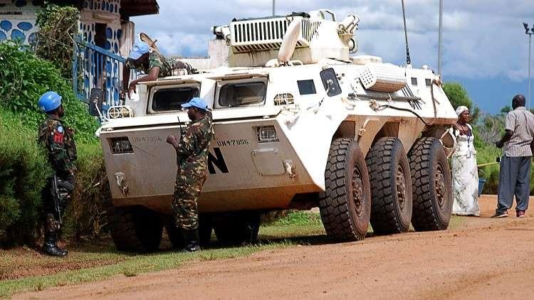 مقتل 14 من قوات الخوذ الزرقاء في الكونغو الديمقراطية