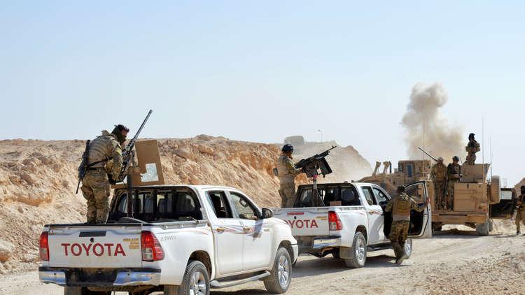 إحباط هجوم على مقر لحرس الحدود العراقي