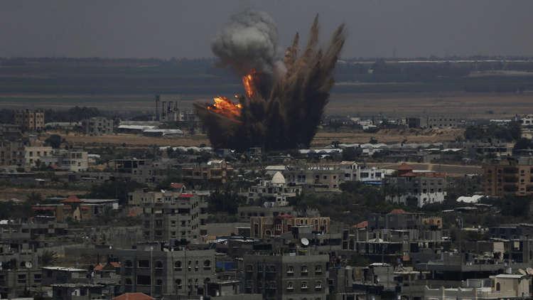 إسرائيل والفصائل الفلسطينية تتبادلان القصف