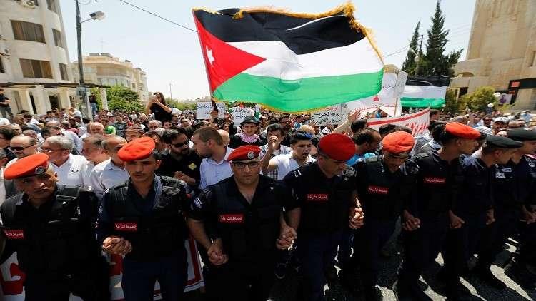 العاهل الأردني يغرد للقدس