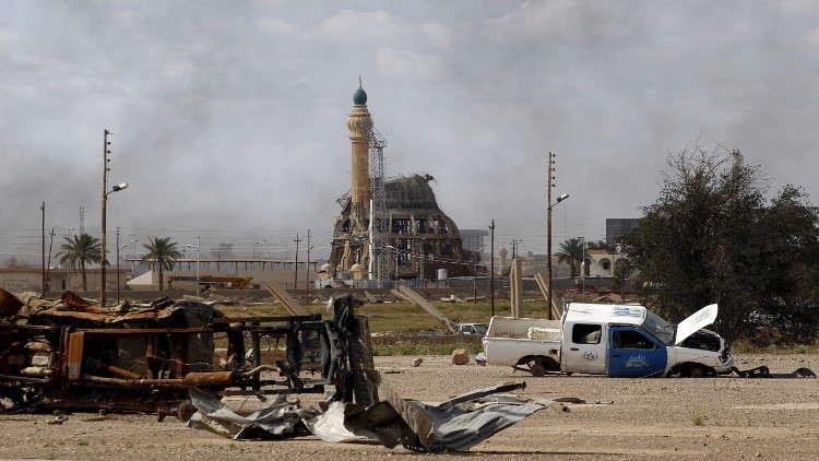مقتل عراقي بانفجار سيارة مفخخة في تكريت