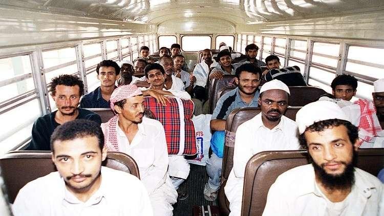 السعودية ترحل الآلاف معظمهم يمنيون