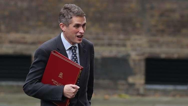 وزير الدفاع البريطاني: نحن في