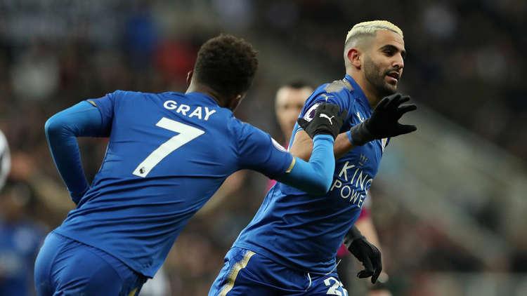 ليستر سيتي يهزم نيوكاسل في مباراة مثيرة