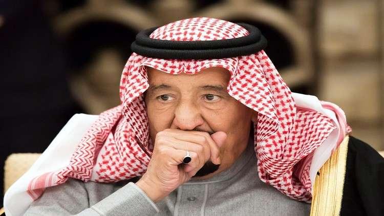 السعوديون يغضبون لملكهم