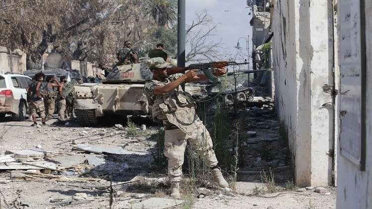الجيش الليبي: انتقال عناصر من داعش في سوريا والعراق إلى ليبيا