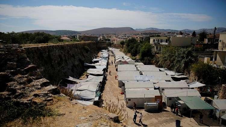 تركيا توافق على استقبال مهاجرين من اليونان