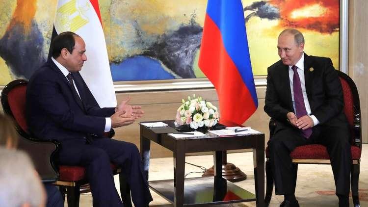 لواء أركان حرب مصري: ثمة مؤشرات عن سلاح روسي قادم إلى مصر
