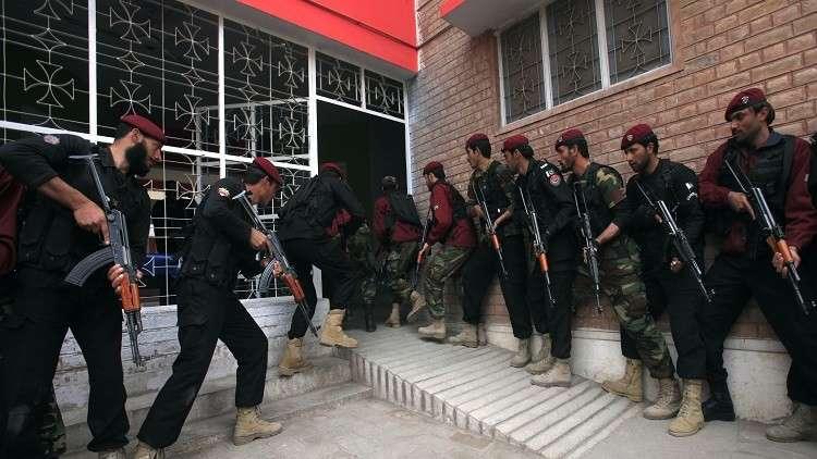 إسلام أباد: استسلام أكثر من 300 مسلح انفصالي