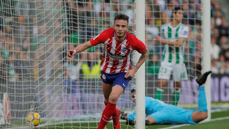 أتلتيكو مدريد يستعيد المركز الثالث في