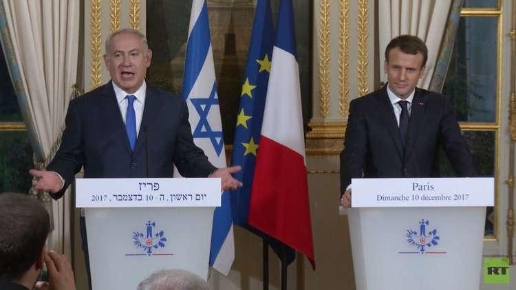 نتنياهو: السلام بعد الاعتراف بالقدس