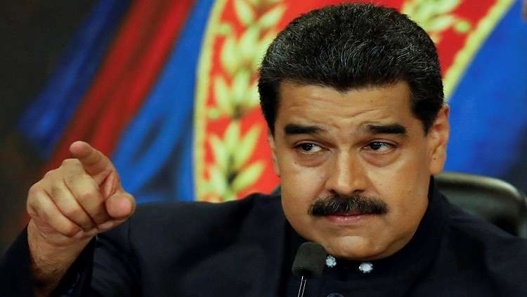 مادورو يقصي المعارضة من الانتخابات الرئاسية المقبلة