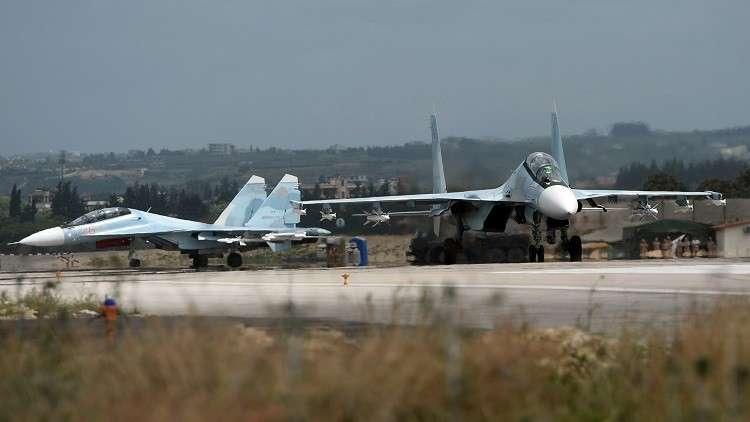 القوات الروسية: قررنا سحب 23 طائرة ومروحيتين من سوريا