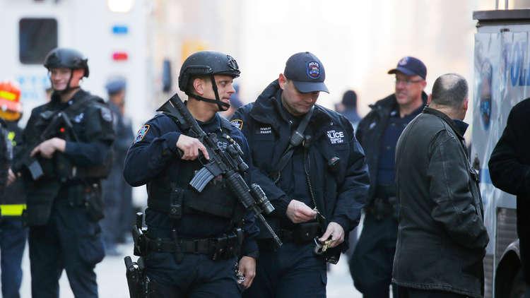 الكشف عن اسم وجنسية منفذ تفجير نيويورك
