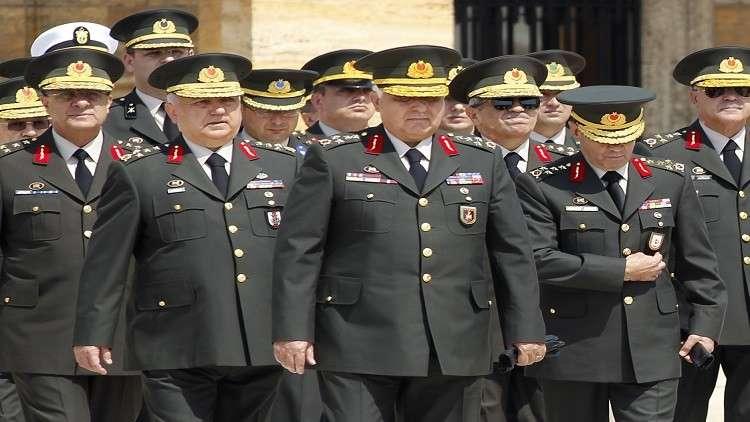 أنقرة تستضيف اجتماع قادة عسكريين من الناتو والعراق