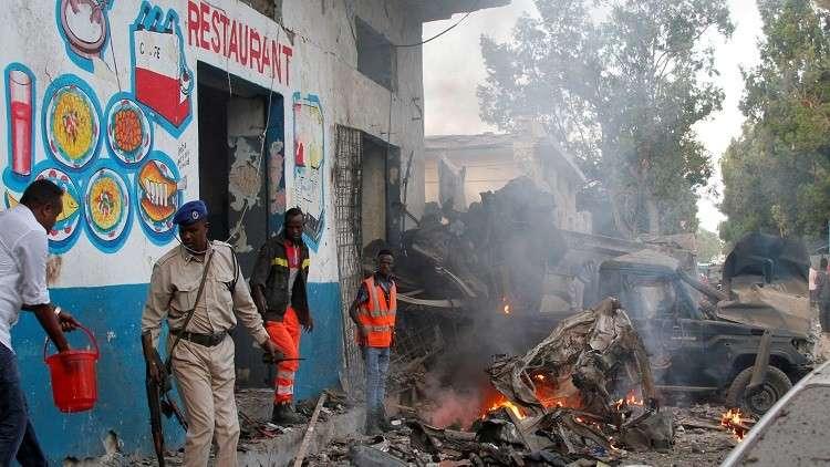 مقتل صحفي بتفجير سيارة مفخخة في مقديشو