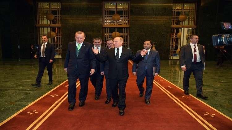 روسيا تبدأ بتنفيذ مشروع نووي في تركيا