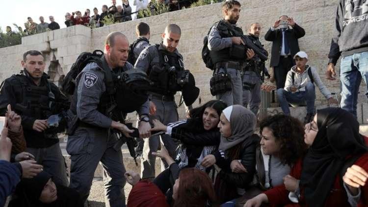 إصابة فلسطينيين برصاص إسرائيلي في القدس