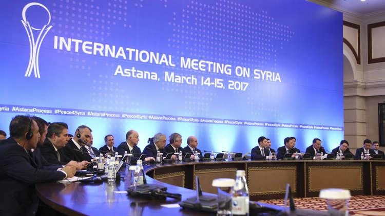 العراق ينوي المشاركة في مفاوضات أستانا