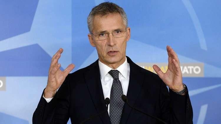 تمديد صلاحيات ستولتنبرغ في منصب الأمين العام للناتو