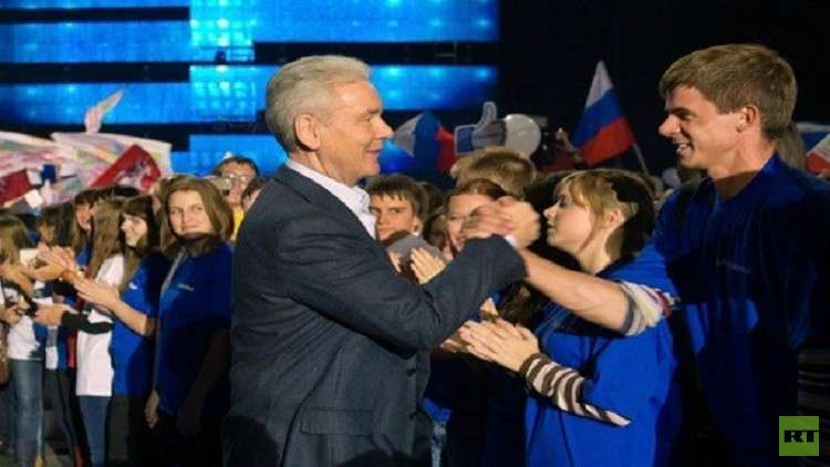 رئيس بلدية موسكو: مدينتنا أكثر أمنا من باريس
