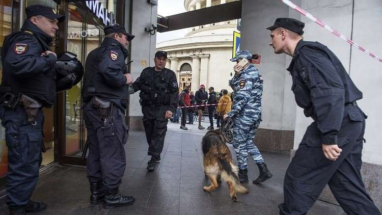 الداخلية الروسية: التهديد بتفجيرات في مدن روسية مصدره سوريا