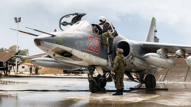 وزير الخارجية التركي يشكك في انسحاب القوات الروسية من سوريا