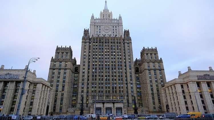 الخارجية الروسية: الغرب سيواصل استغلال الرياضة للضغط على روسيا