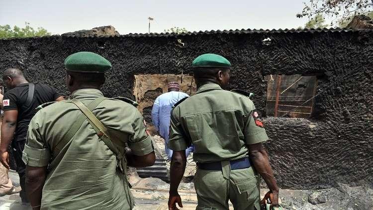 مصرع 4 أشخاص بهجوم انتحاري شمال نيجيريا