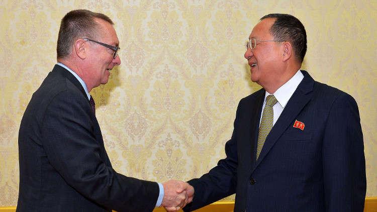 مسؤول أممي: كوريا الشمالية تتفهّم ضرورة منع وقوع الحرب