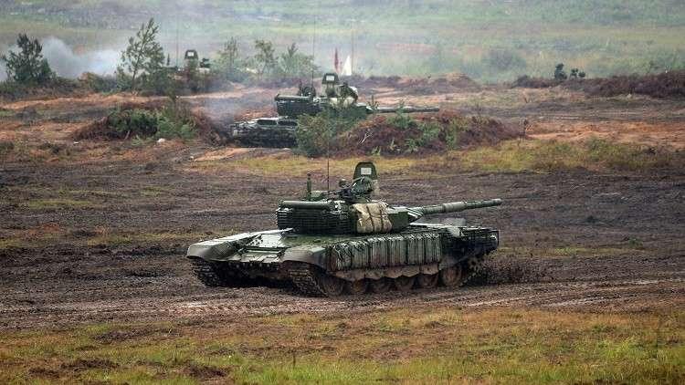 دبابات روسية محدثة في نيكاراغوا