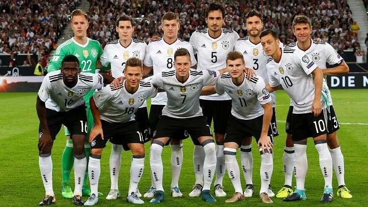ألمانيا ترصد مكافأة ضخمة للفوز بكأس العالم 2018