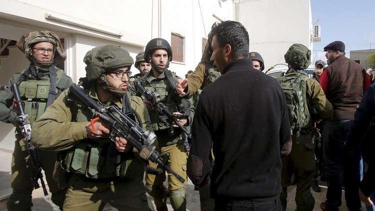 إسرائيل تعتقل عناصر من حماس في الضفة الغربية