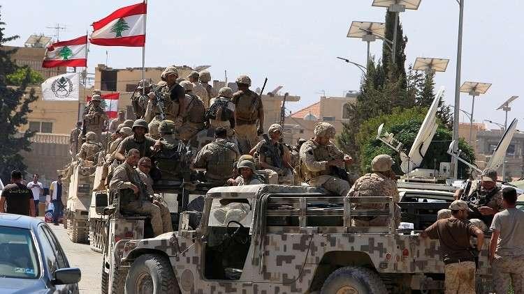 مساعدات عسكرية أمريكية بـ 120 مليون دولار للبنان