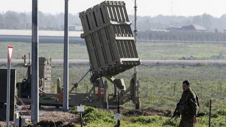 مراسلتنا: القبة الحديدية تعترض صاروخين أطلقا من قطاع غزة على إسرائيل