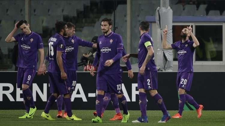 بالفيديو.. فيورنتينا يبلغ ربع نهائي كأس إيطاليا