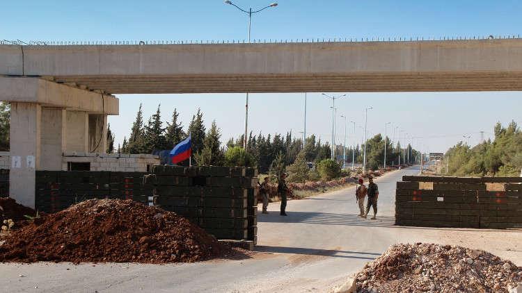 حميميم: عودة 336 نازحا إلى منازلهم في دير الزور وحلب وحمص