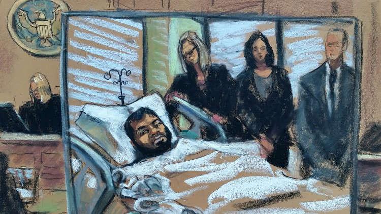 المتهم بمحاولة تفجير انتحاري يمثل أمام المحكمة في نيويورك