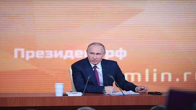 بوتين يستعرض مؤشرات نمو الاقتصاد الروسي