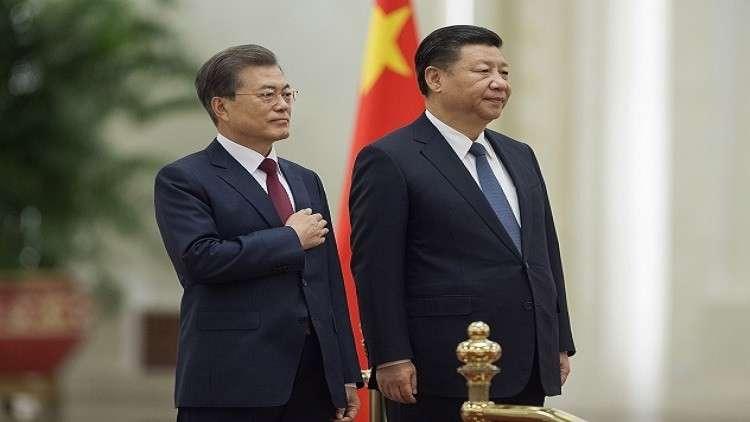سيئول تلجأ لنجوم السينما والبوب لتحسين علاقتها ببكين