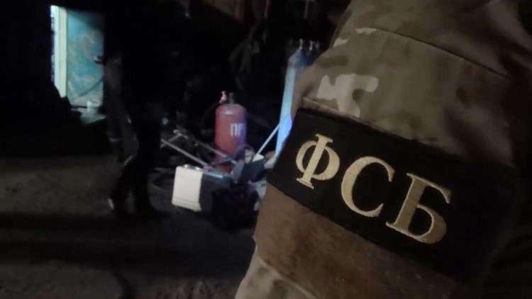 مداهمة دار طباعة سرية تابعة للإسلاميين في موسكو