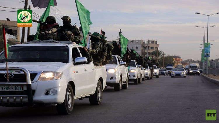 في الذكرى الثلاثين لانطلاق الحركة.. قيادي في حماس: لدينا ما يكسر كل معادلات الاحتلال