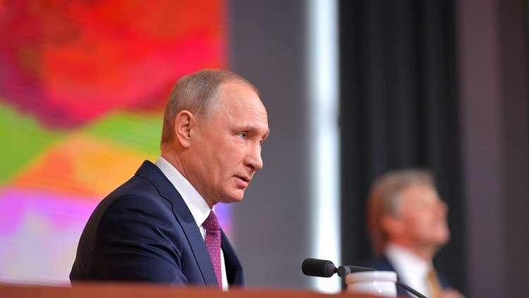 قلب بوتين يطفح بالدم لما تشهده أوكرانيا!