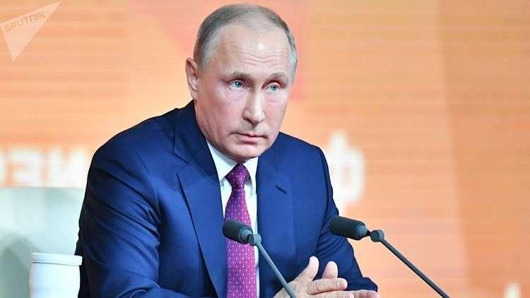 ما هو موقف بوتين من الحملات التي تواجه ترامب في بلاده؟!