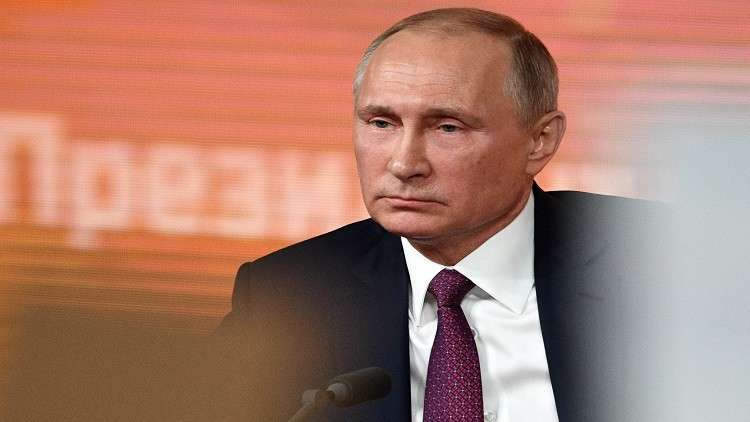 أهم القضايا التي تطرق إليها بوتين في مؤتمره الموسع