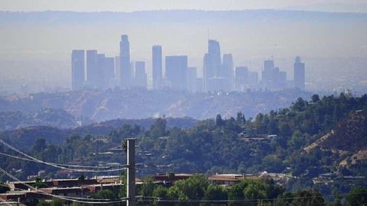 تلوث الهواء يؤدي إلى الانحراف