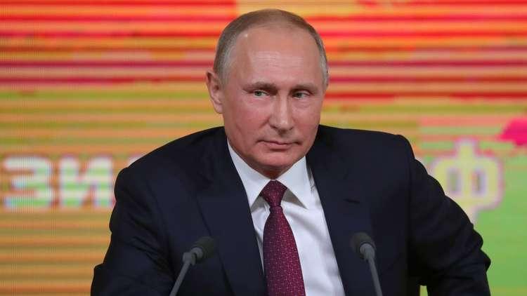 بوتين: الشيشانيون فقط يمكنهم السفر قرب حميميم مشيا على الأقدام