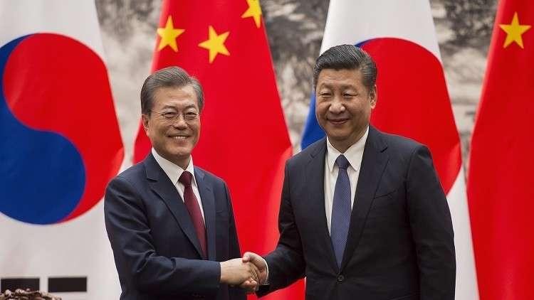الصين وكوريا الجنوبية تدعوان لتفادي حرب في شبه الجزيرة الكورية