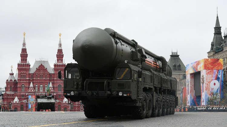 روسيا تضاعف عمليات إطلاق صواريخها العابرة للقارات